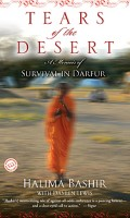 Tears of the Desert book cover